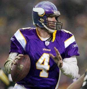 Brett the Viking QB